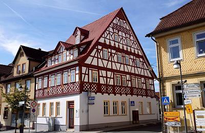 Ferienwohnung Veste Heldburg