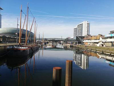 Breitschuh s Havenwelten Bremerhaven