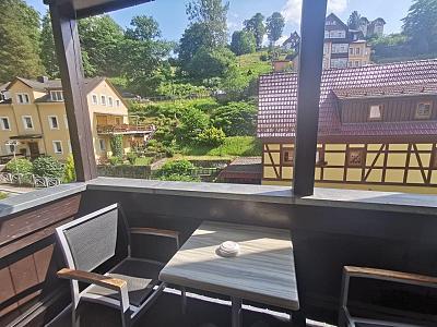Ferienwohnung 1 Apartmenthaus Zum Gr nbach 13